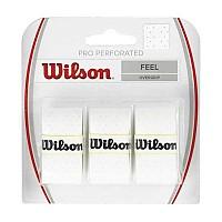 [해외]윌슨 Pro Perforated 3 Units White