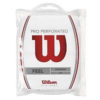 [해외]윌슨 Pro Perforated 12 Units White