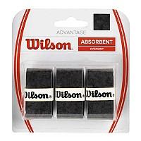 [해외]윌슨 Advantage 3 Units Black