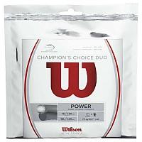 [해외]윌슨 Champions Choice Duo Hybrid 12.2 m Natural / Silver