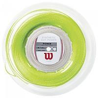 [해외]윌슨 Synthetic Gut Power 200 m Lime