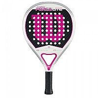 [해외]윌슨 Carbon Force Lite White / Pink