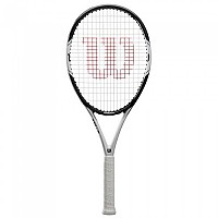 [해외]윌슨 Federer Pro 105 Black / Grey