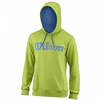 [해외]윌슨 Script Cotton Hooded Green Glow Wil / Deep Water