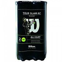 [해외]윌슨 Tour Slam All Court Bipack Yellow