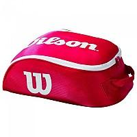 [해외]윌슨 Tour Shoe Bag Red / White