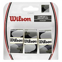 [해외]윌슨 Camo 3 Units Black