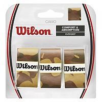 [해외]윌슨 Camo 3 Units Brown