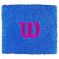 [해외]윌슨 W Wristband Imperial Blue