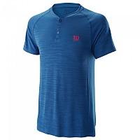[해외]윌슨 Competition Seamless Henley Imperial Blue