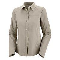 [해외]컬럼비아 Silver Ridge L/S Shirt Fossil