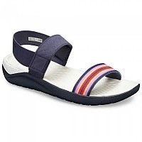 [해외]크록스 LiteRide Sandal Navy Colorblock / Navy