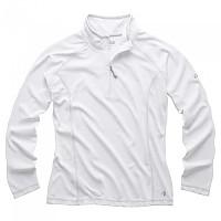 [해외]GILL UV Tec Zip Neck T-shirt White