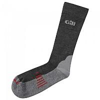 [해외]GILL Midweight Sailing Socks Grey