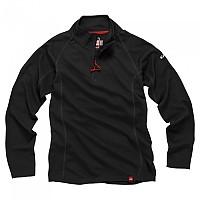[해외]GILL UV Tec Zip Neck T-shirt Charcoal