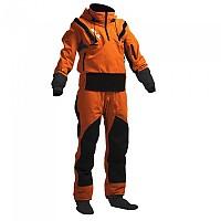 [해외]GUL Taw U Zip Paddling Women Orange / Black