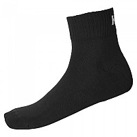 [해외]헬리 한센 Life Active Sport Socks 2 Pack Black