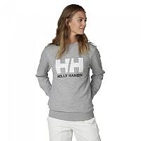 [해외]헬리 한센 Logo Crew Grey Melange