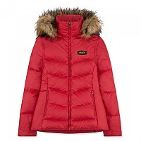 [해외]MUSTO Burghley Quilted 2 In 1 Lava Red
