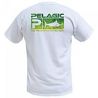 [해외]PELAGIC Deluxe Print Dorado Hex White