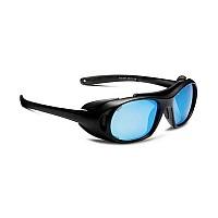 [해외]RAPALA Sportsmans Mirror Matte Black / Blue Revo