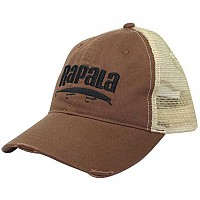 [해외]RAPALA Cap Brown / Cream
