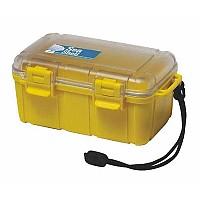 [해외]SEASHELL Unbreakable Case Yellow 182 X 120 X75 mm