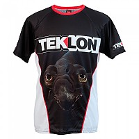 [해외]TEKLON T Shirt Black / White