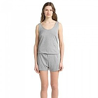 [해외]캘빈클라인 언더웨어 Intense Power Scoop Back Romper Grey Heather