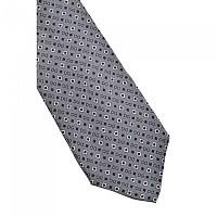 [해외]DOLCE & GABBANA Logo and Squares Tie Grey