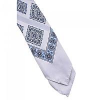 [해외]DOLCE & GABBANA Diamond Print Tie Grey