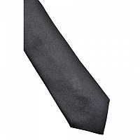 [해외]DOLCE & GABBANA Plain Tie Black