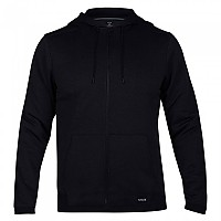 [해외]헐리 Dri-Fit Disperse Full Zip Black
