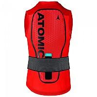 [해외]ATOMIC Live Shield Vest Amid Red