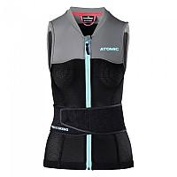 [해외]ATOMIC Live Shield Vest W Black / Grey