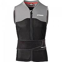 [해외]ATOMIC Live Shield Vest Black / Grey