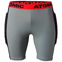 [해외]ATOMIC Live Shield Shorts Grey / Black