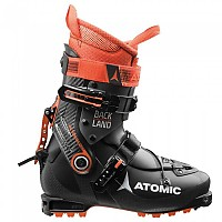 [해외]ATOMIC Backland Carbon Black/Anthracite/Orange