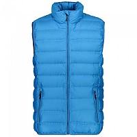 [해외]CMP Man Vest Cyano / Asphalt