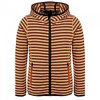 [해외]CMP Jacket Campari / Orange Pop / Grey