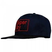 [해외]슈퍼드라이 B Boy All Over Print Navy