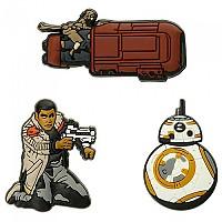[해외]JIBBITZ Star Wars Hero 3 Units