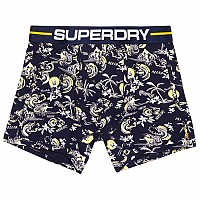 [해외]슈퍼드라이 Printed Sport Aloha Surfer Yellow