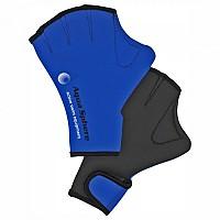 [해외]아쿠아스피어 Swim Glove Blue / Black