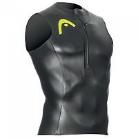 [해외]헤드 마레스 Swimrun Race Zipper Top 2/1.5 mm Black / Brazil