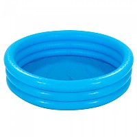 [해외]인텍스 Inflable 3 Rings Pool Blue
