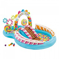 [해외]인텍스 Inflatable Candy Zone Play Centre Multicolor
