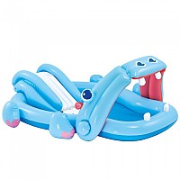 [해외]인텍스 Inflatable Hippopotamus Blue