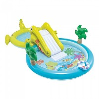 [해외]인텍스 Water Play Centre With Slide Multi