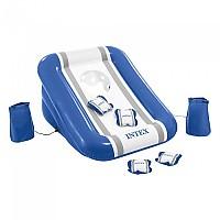 [해외]인텍스 Inflatable Hoop Blue / White
